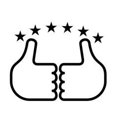 civil union logo vector image vector image