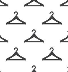 Hanger seamless pattern vector image