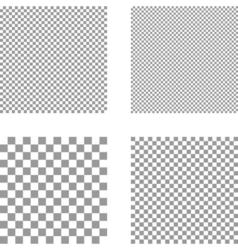 Pixel gray square seamless background vector