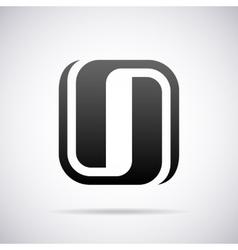 Logo for letter o design template vector