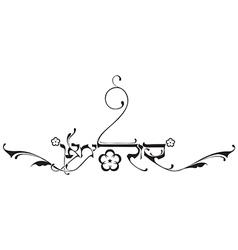 Soliman vector image