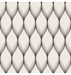 Seamless abstract pattern of waves vector