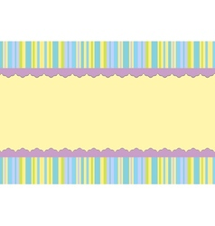 Scrapbook element vector image