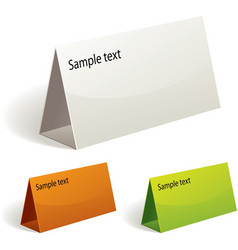 Table talker vector image