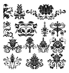 design collection vector image vector image