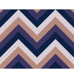 Striped zigzagging seamless pattern zig-zag line vector