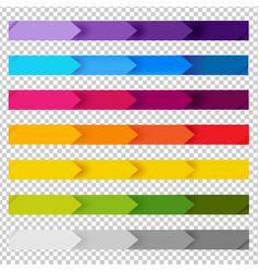 number line background vector image