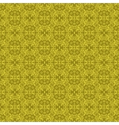 Seamless texture on brown element for design vector