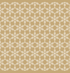 Geometric seamless pattern in japanese style wood vector