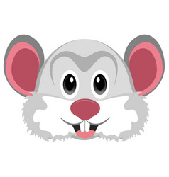 Avatar of a mouse vector