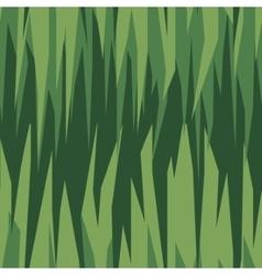 Seamless abstract pattern green grass vector