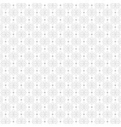 Vintage Ornament Pattern Design vector image