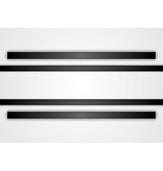 Black and white corporate background vector image vector image