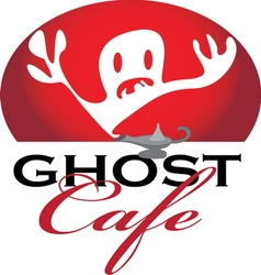 ghost19 resize vector image vector image