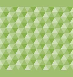 Greenery geometric seamless pattern background vector