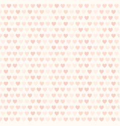 Rose heart pattern seamless love background vector