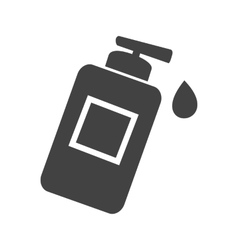 Lotion Bottle vector image