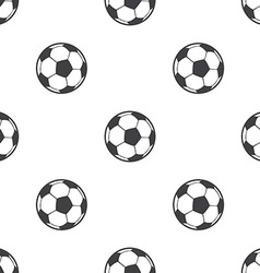 Ball seamless pattern vector