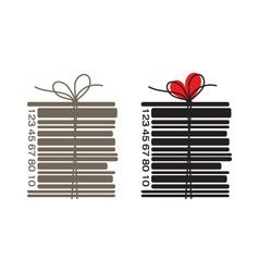 book market concept vector image