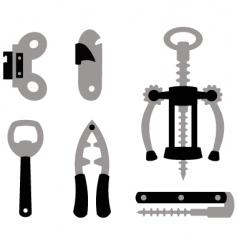 open vector image