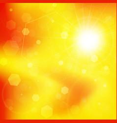 sunray 1 vector image vector image