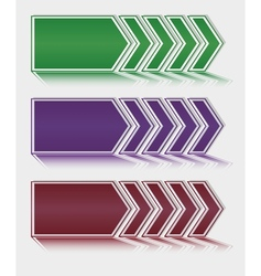 Vetor arrows download vector