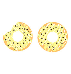 Donuts5 vector