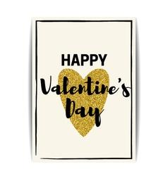 valentine2 vector image vector image