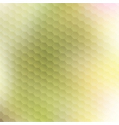 Tech vibrant hexagons texture background vector