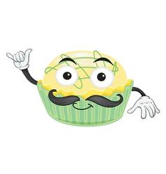 a cake vector image