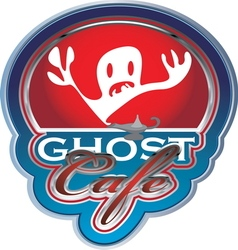 ghost12 resize vector image vector image