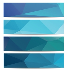 Set of brochure design templates vector
