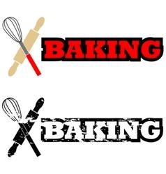 Baking vector
