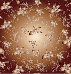 Flower background3 vector
