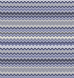 Fashion abstract geometrical chevron pattern vector image vector image