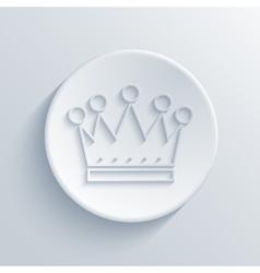 Modern light award icon vector