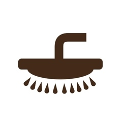 Shower head icon image vector