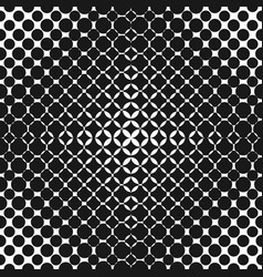 halftone seamless pattern with perforated surface vector image vector image