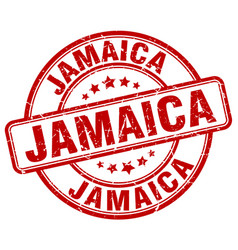 Jamaica stamp vector