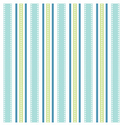 seamless blue pattern wallpaper vector image vector image