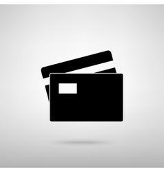 Credit Card sign vector image