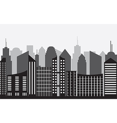 City panorama vector