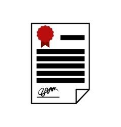 Diploma icon graduation design graphic vector