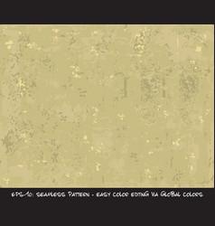 Seamless pattern - camouflage - desert vector