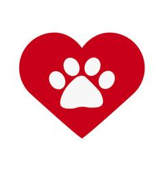Adopt logo dont shop adopt adoption concept vector