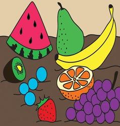 Fruits vector