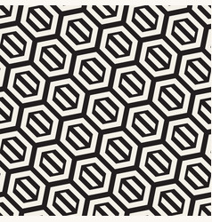 seamless pattern repeating lattice vector image vector image