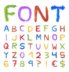 strokes lyrics vector image vector image