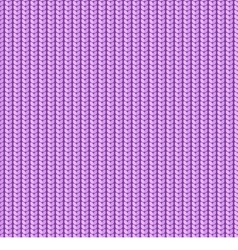 Seamless background knitted magenta surface vector