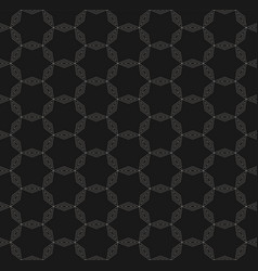 subtle geometric stars pattern seamless texture vector image